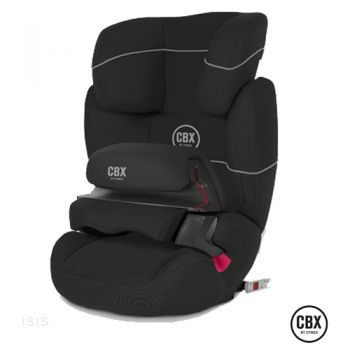 Автокресло Cybex Aura Fix Pure Black (512107042)