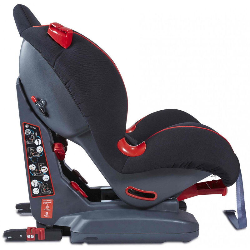 Автокресло Eternal Shield Sport Star Isofix (KS01-SB61-001) Черный