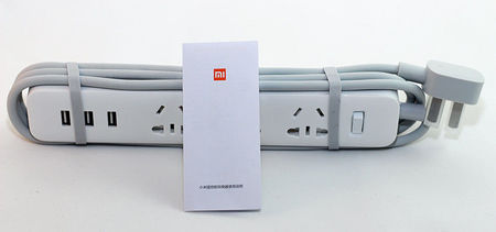 Удлинитель Xiaomi Mi Power Strip White