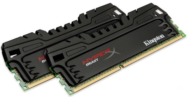 Оперативная память Kingston HyperX OC KIT DDR3 2x8 GB 1600 MHz CL9 XMP Beast