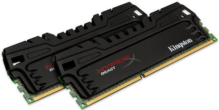 Оперативная память Kingston HyperX OC KIT DDR3 2x8 GB 1866 MHz CL10 XMP Beast Series
