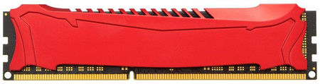 Оперативная память Kingston HyperX OC DDR3 4Gb 1866Mhz CL9 Savage Red