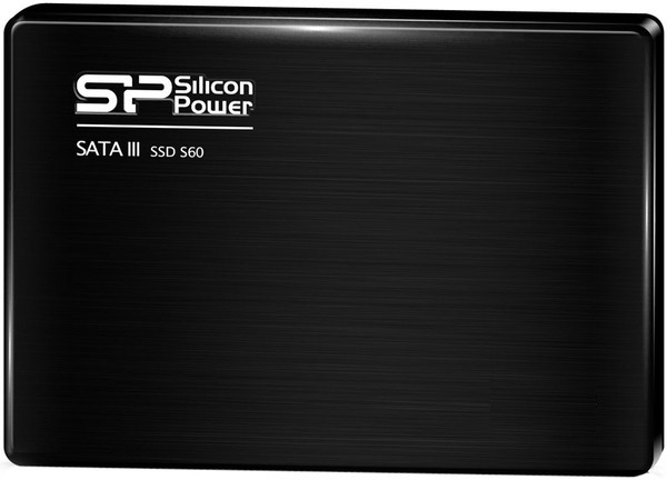 Накопитель Silicon Power 120 GB S60 SATAIII 2.5