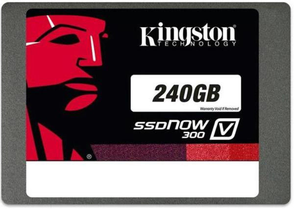 "Накопитель Kingston 2.5"" SATA III 240Gb V300 (SV300S3D7/240G)"