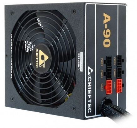 Блок питания Chieftec 750W ATX 2.3 APFC FAN 14cm GDP-750C