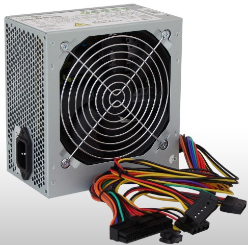 Блок питания Logicpower 500W GreenVision GV-PS ATX S500/12 Bulk