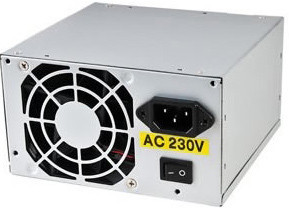 Блок питания Logicpower 400W FAN 8cm Bulk