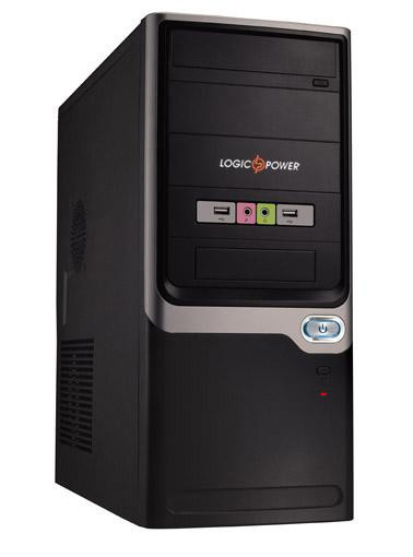 Корпус Logicpower 0006 400W Black