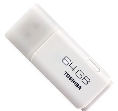 Flash Drive TOSHIBA Hayabusa 64 GB