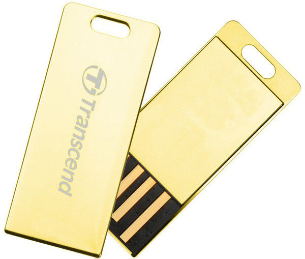 Flash Drive Transcend JetFlash T3G 32 GB Golden