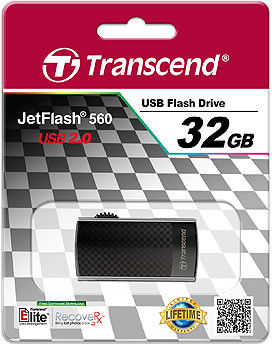 Flash Drive Transcend JetFlash 560 32 GB