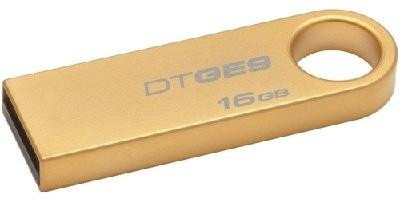 Flash Drive Kingston DataTraveler DTGE9 16 GB Gold