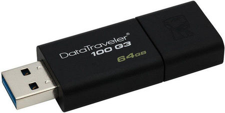Flash Drive Kingston DT100 G3 64 GB