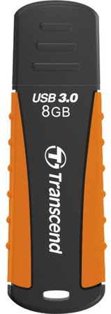 Flash Drive Transcend JetFlash 810 8 GB Orange