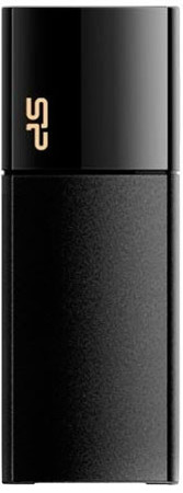 Flash Drive Silicon Power Ultima U05 16 GB Black