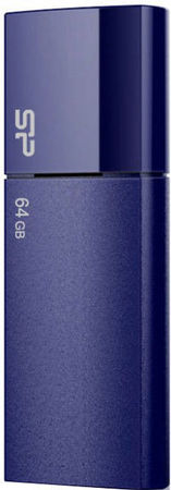 Flash Drive Silicon Power Ultima U05 64 GB Deep Blue