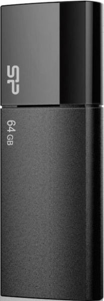 Flash Drive Silicon Power Ultima U05 64 GB Black