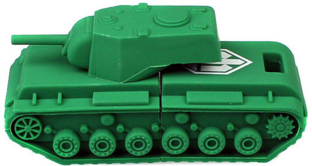 Flash Drive Kingston DT-TANK 16 GB WoT Rubber Tank