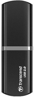 Flash Drives Transcend JetFlash 320 8 GB Black