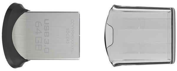 Flash Drive Sandisk USB Cruzer Fit Ultra 16Gb USB 3.0