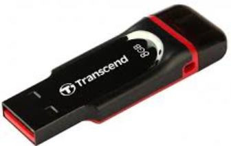 Flash Drive Transcend JetFlash 340 8GB OTG