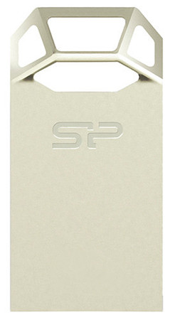 Flash Drive Silicon Power Touch T50 8 GB Champagne