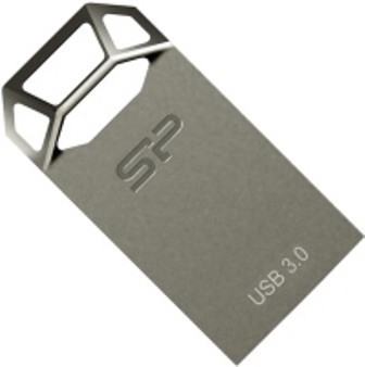 Flash Drive Silicon Power Jewel J50 16 GB USB 3.0 Titanium