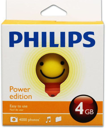 Flash Drive Philips Power 4G