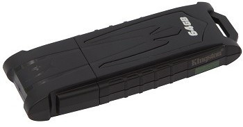 Flash Drive Kingston DT HyperX Fury 64GB USB 3.0 Black
