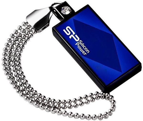 Flash Drive Silicon Power Touch 810 16 GB Blue