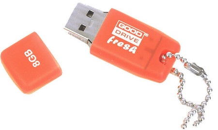 Flash Drive GOODRAM Fresh 8 GB Orange