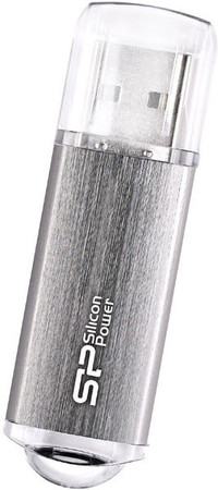 Flash Drive Silicon Power Ultima II I-series 32 GB Silver