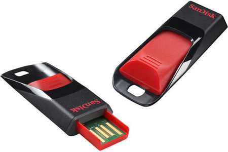 Flash Drive Sandisk USB Cruzer Edge 32 GB