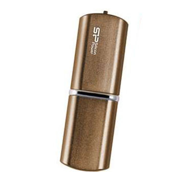 Flash Drive Silicon Power Lux Mini 720 4 GB Bronze