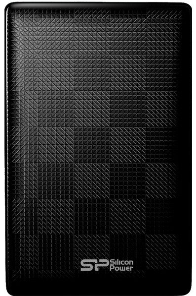 Накопитель Silicon Power Diamond D03 1TB USB 3.0 Black