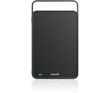 "Накопитель Transcend Stream S06 2 TB 3.5"" USB 3.0 Black (SP020TBEHDS06C3K)"