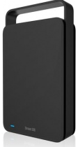 "Накопитель Silicon Power Stream S06 4 TB 3.5"" USB 3.0 Black (SP040TBEHDS06C3K)"