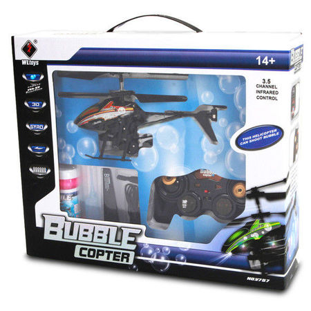 Вертолет WL Toys Bubble Copter (WL-V757)