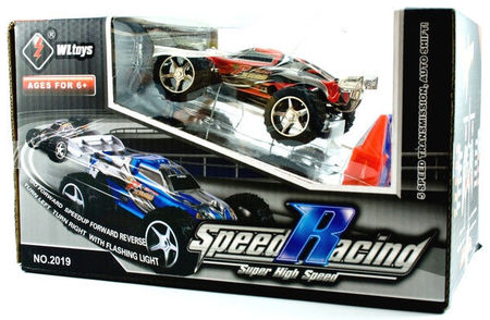 Автомобиль WL Toys High Speed Mini RC (WL-2019)