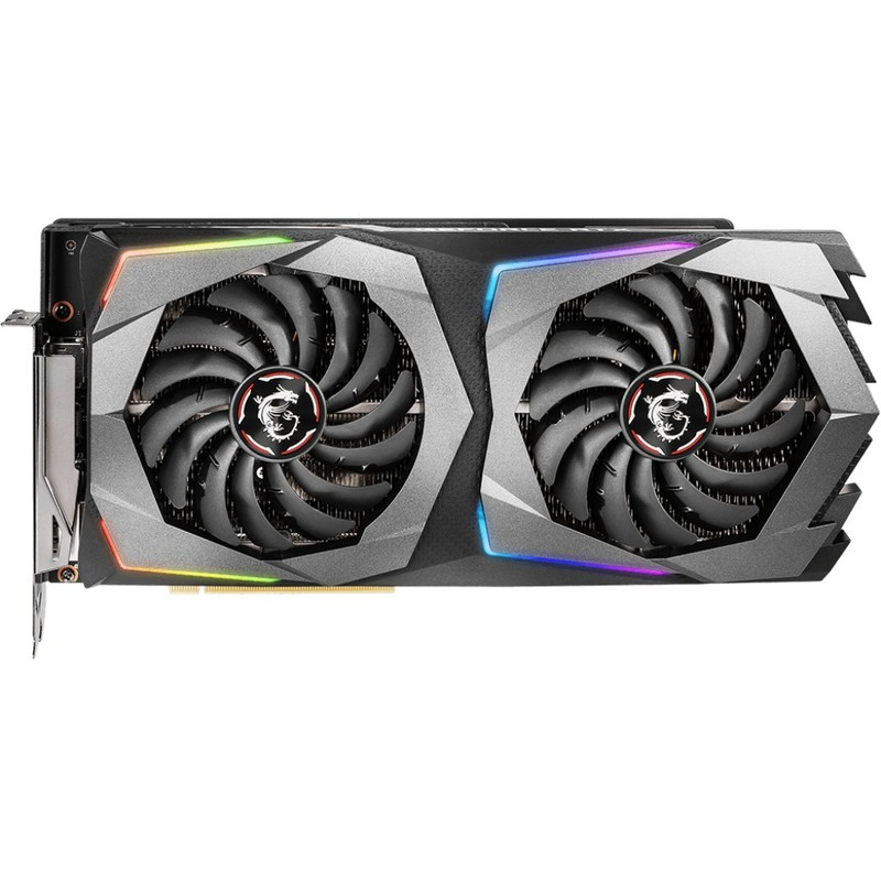 Видеокарта MSI GeForce RTX 2070 GAMING Z 8G