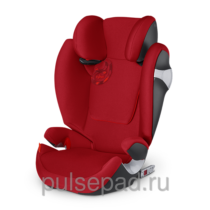 Автокресло Cybex Solution M-Fix Hot Spicy