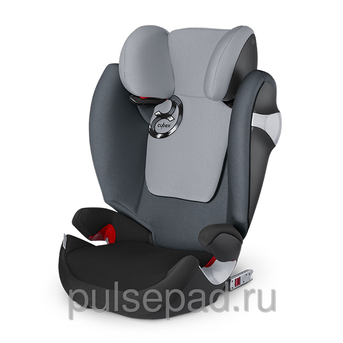 Автокресло Cybex Solution M-Fix Moon Dust