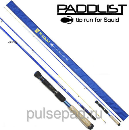Спиннинг Smith Paddlist PSS-67L 2,00м 7-22гр.