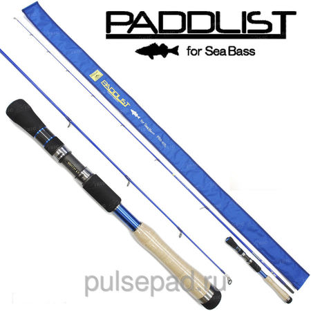 Спиннинг Smith Paddlist PSQ-CT73M 2,20м 20гр. (средний тест)