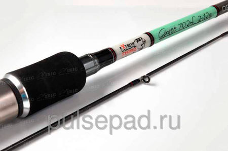 Спиннинг Extreme Fishing Grace ObSession C732ML 2,20m 5-21g