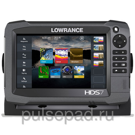 Картплоттер Lowrance HDS-7 Gen3 Touch