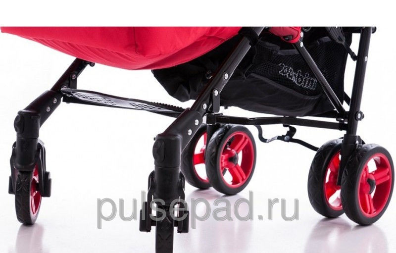 Bambini Galant Blue Red Strawberry