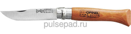 Нож Opinel №9 Carbone