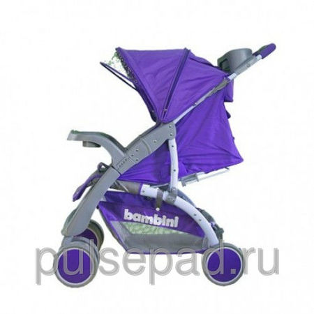 Bambini Neon Violet Butterfly