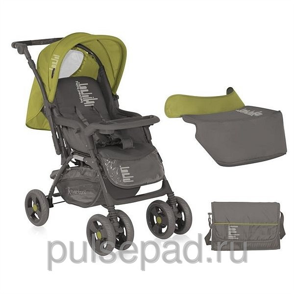 Bertoni Just4Kids Combi Apple Green